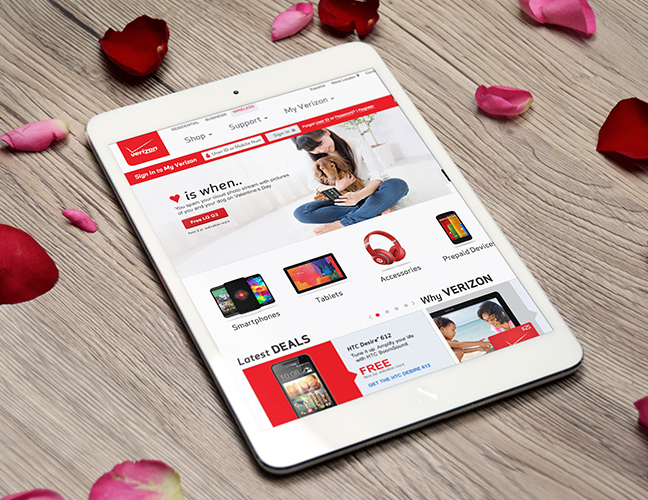 Valentine's Creative 2015